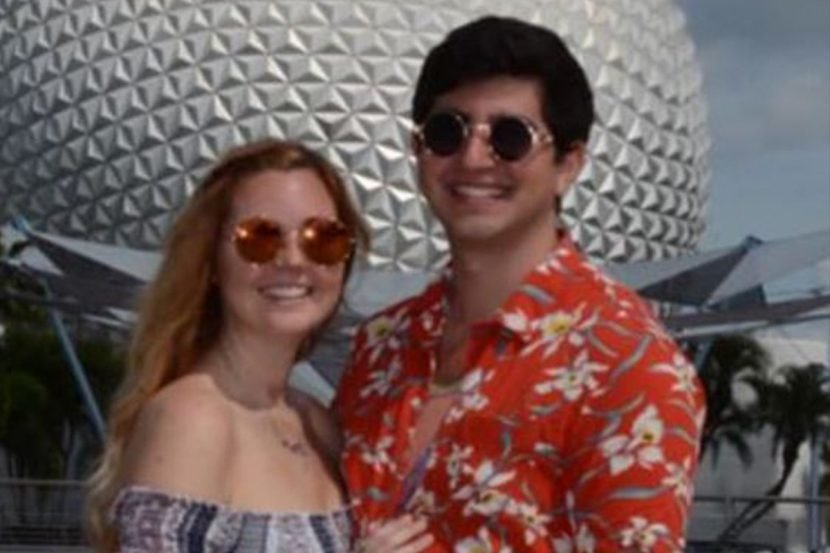 Girlfriend sparks real life 'Where's Wally' hunt at Disney World after asking thousands of online strangers to help find her missing boyfriend