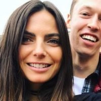 Who is Daniil Kvyat's girlfriend Kelly Piquet, when did the F1 driver start dating her, and who are her famous family?