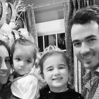 Here's What Kevin Jonas' Wife and Daughters Did While He Vacationed in Miami