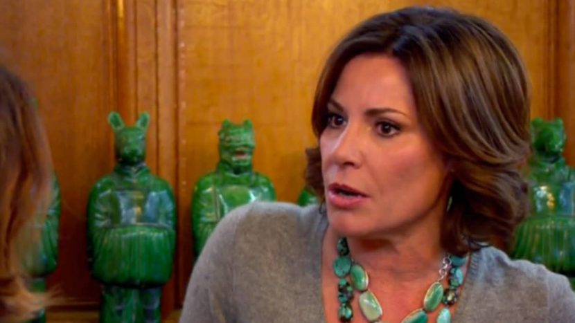 Luann de Lesseps rehab: Did Dennis Shields play a role in getting her help?