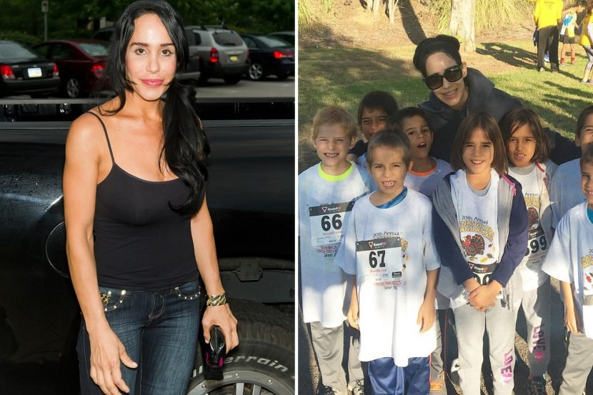 'Octomom' Natalie Suleman regrets porn career saying she was 'young, dumb and irresponsible'
