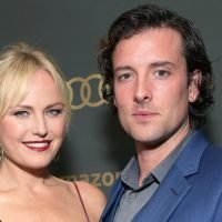 Malin Akerman and Jack Donnelly Aren't Afraid of PDA in Front of Her Son