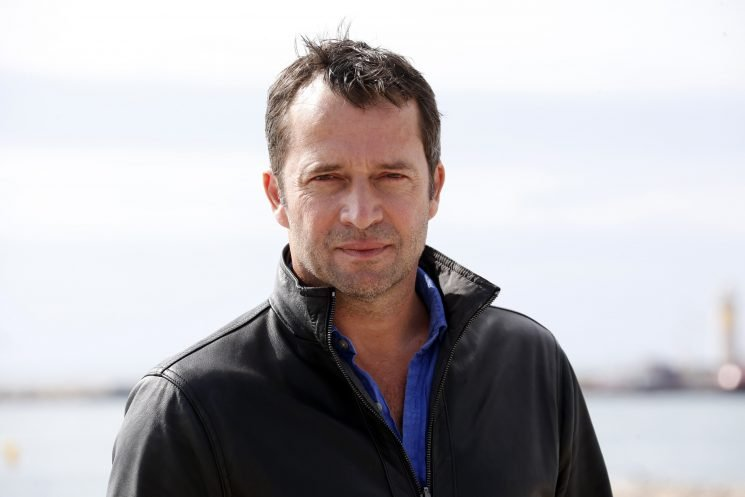 Who is James Purefoy, who is he married to and what role does he play in Fisherman's Friends?