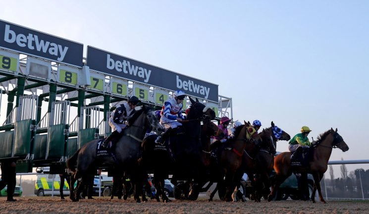 Latest horse racing results: Who won the 3.15 at Wolverhampton live on ITV4 today?