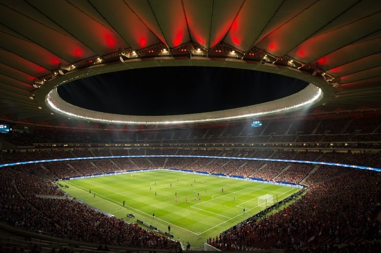 English clubs to get just 17,000 tickets should they reach Champions League final… at 63,000-seater Wanda Metropolitano