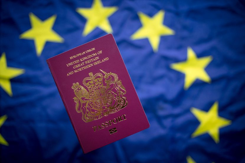 Brexit passport warning for millions of Brits – renew today or risk No Deal EU travel ban