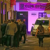 Cheltenham Festival pop-up strip clubs emerge to give randy racers extra thrill