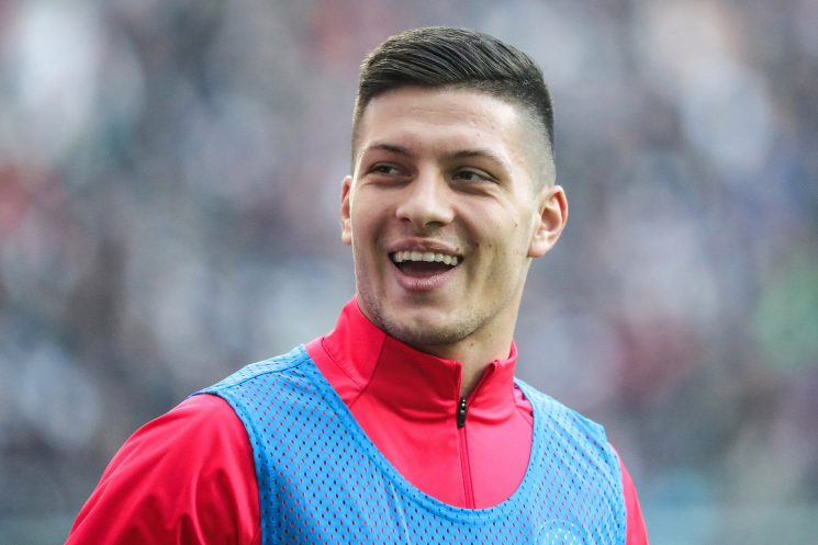 Barcelona lead Chelsea in race for £50m-rated Eintracht Frankfurt star Luka Jovic