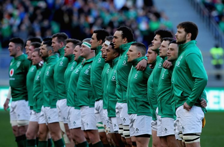 Why do Ireland sing Ireland's Call as rugby national anthem and will The Soldier's Song be played against France?