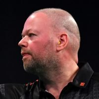 Darts legend Raymond van Barneveld's 25-year marriage heading for divorce before star was pictured kissing mystery blonde