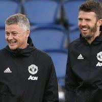 Carrick reveals Sir Alex Ferguson's influence on Man Utd boss Solskjaer