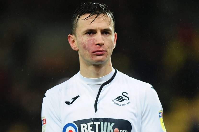Swansea star Bersant Celina defiant in wake of horror penalty – and will take one against Man City