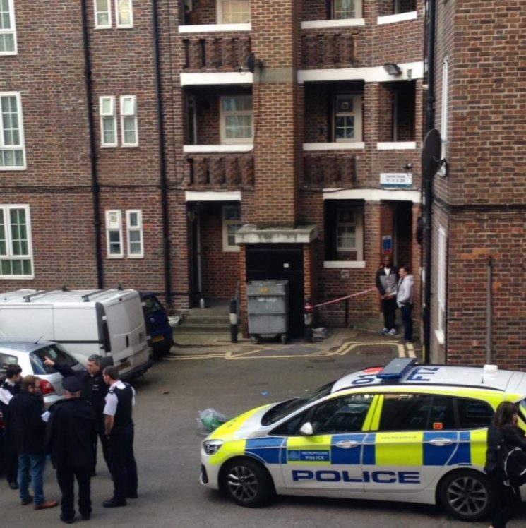 Man, 19, fighting for life after being stabbed in East Dulwich – as knife epidemic roars on