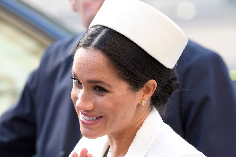 Meghan Markle is nicknamed 'ME-GAIN' by Kensington Palace staff, Tatler claims