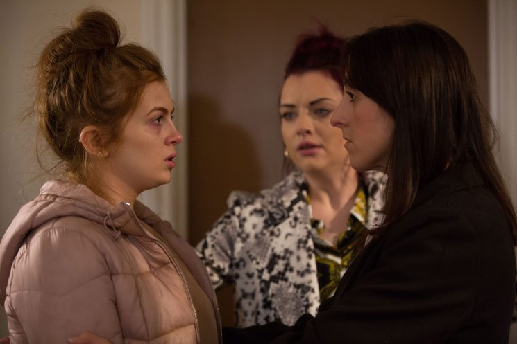EastEnders spoilers: Tiffany Butcher sparks fears after she is rescued from the drugs gang