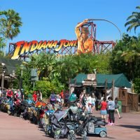 Disney World announces smoking ban and new rules about kids' pushchairs