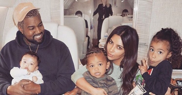 Watch North West Show Off Her Dance Moves at Kanye West's Sunday Service