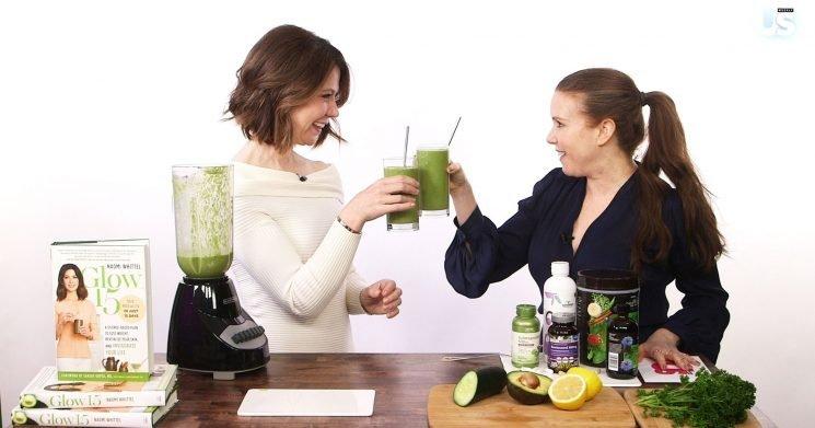 How To Make a Keto-Friendly Beauty-Boosting Breakfast Shake