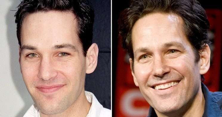 Paul Rudd Has a Hilarious Secret for Looking Young