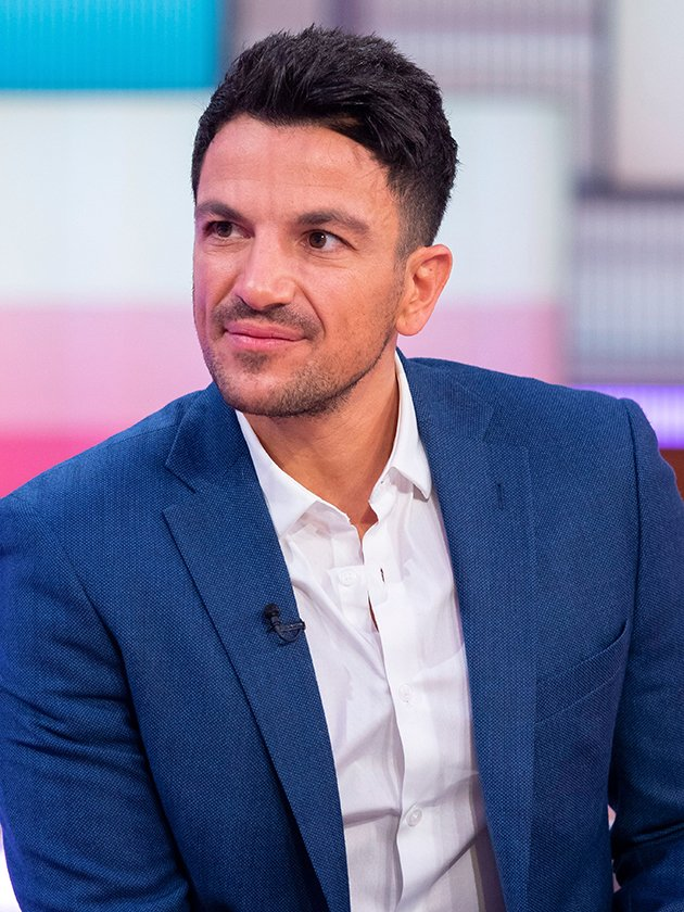 Peter Andre reveals how he felt aboutawkward Katie Price chat on GMB