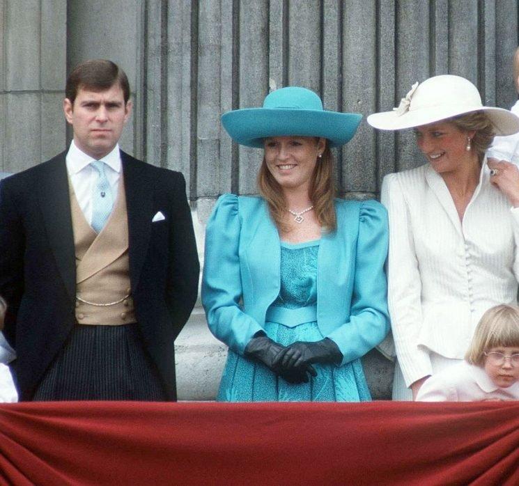 Did Princess Diana Introduce Sarah Ferguson to Prince Andrew?