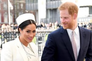 Queen's Former Spokesman Calls Meghan's NYC Baby Shower a 'Bit Over the Top'