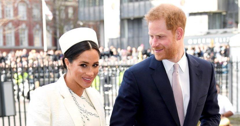 Queen's Former Spokesman Calls Meghan's NYC Baby Shower a 'Bit Over the Top'