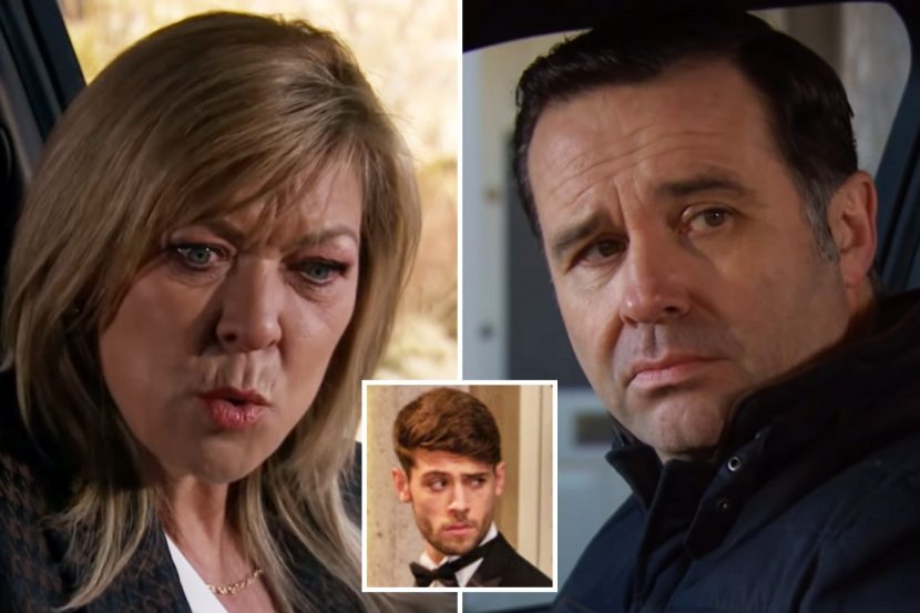 Emmerdale drops ANOTHER hint Joe Tate is alive as Graham lies to Kim and claims Cain Dingle murdered him