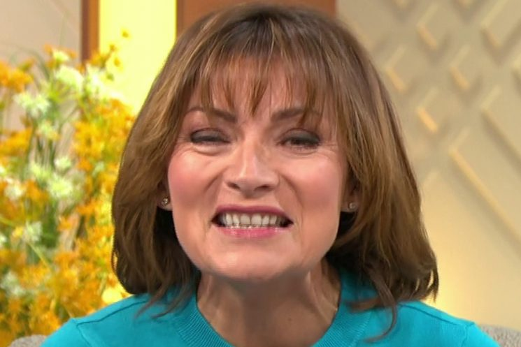 Lorraine Kelly puts herself forward for Strictly… as long as she's paired with Kevin Clifton