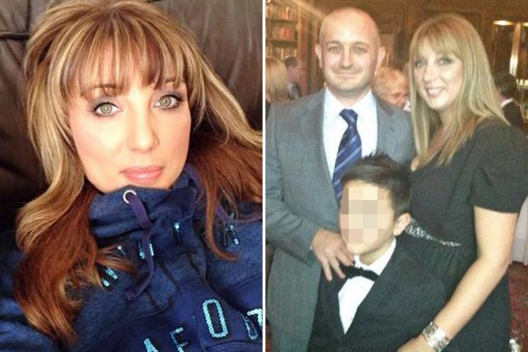 I found out my love rat hubby had been cheating after our SON, 12, told me about his 'secret girlfriend'