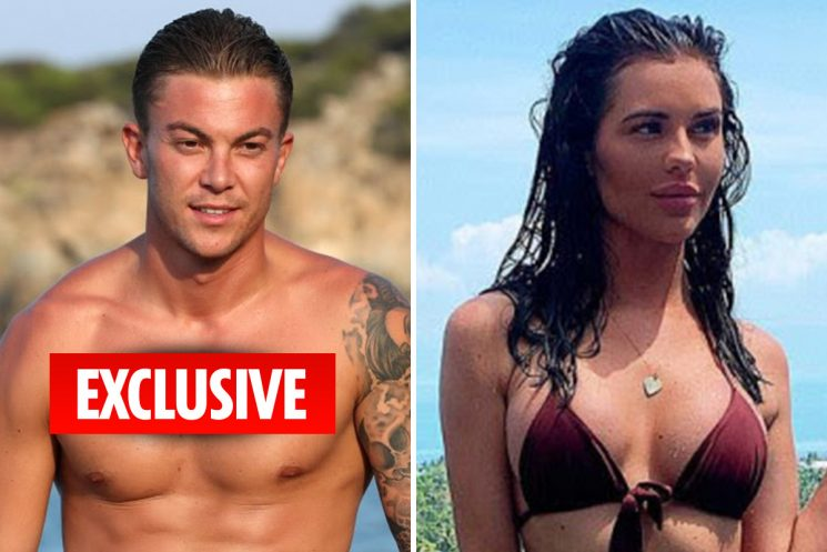 Towie's Sam Mucklow claims Shelby Tribble LIED about first time hook up in Thailand and reveals they've actually been sleeping together for MONTHS
