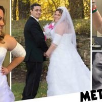 Bride gets married just four days after finding out she has cancer