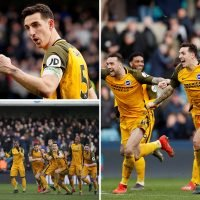 Seagulls win on penalties after last-gasp Locadia and March strikes forced extra-time