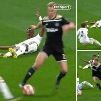 Watch Frenkie De Jong glide past Ballon d'Or winner Modric during incredible Ajax win against Real Madrid