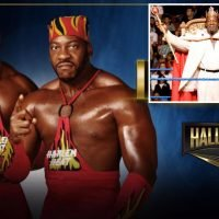 Harlem Heat duo Booker T and Stevie Ray join WWE Hall of Fame class of 2019