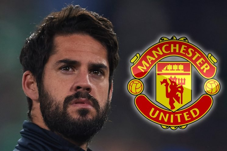Man Utd and Arsenal in transfer race for Real Madrid outcast Isco