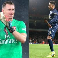 Leno reveals Man Utd's dirty dancing at Emirates inspired epic Arsenal win