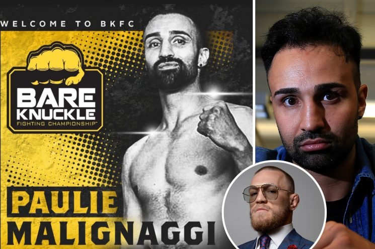Malignaggi signs with Bare Knuckle Fighting and calls out 'Coward' McGregor