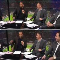 Rio Ferdinand leaves BT Sport panel in hysterics after cocky comment about his playing career