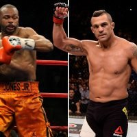 Roy Jones Jr and and UFC legend Vitor Belfort agree to McGregor vs Mayweather-style boxing match