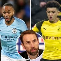Raheem Sterling is perfect role model to rising star rookie Jadon Sancho, says Gareth Southgate