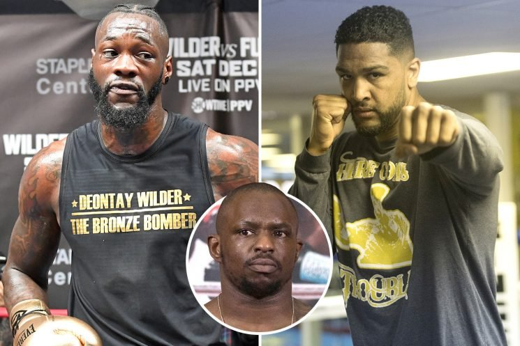 Dillian Whyte frozen out as Wilder reveals he 'strongly prefers' Breazeale fight next with Fury rematch over for now
