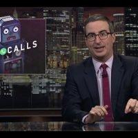 John Oliver Robocalls FCC to Urge Crackdown on Robocalls