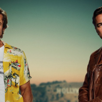 'Once Upon a Time in Hollywood' Teaser Poster Lacks the Impact of Previous Tarantino One-Sheets
