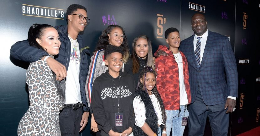 Shaq Talks Coparenting With Ex-Wife Shaunie: 'It's a Man's Job'