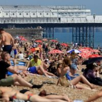 Britain to bask in 'hottest spring on record' with 26C heat on the way