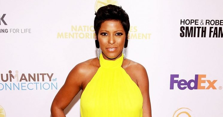 Former 'Today' Host Tamron Hall Is Pregnant and Secretly Married