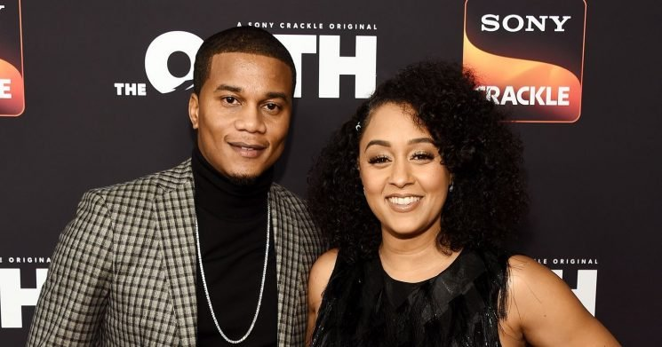 Will She or Won't She? Tia Mowry Discusses Whether She'll Try for Baby No. 3