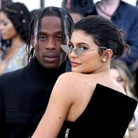 What Rough Patch? Travis Scott Comments on Kylie Jenner's Steamy Photo