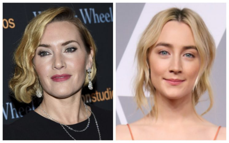 Kate Winslet, Saoirse Ronan Lesbian Drama Accused of Making Up Gay Relationship — Director Responds